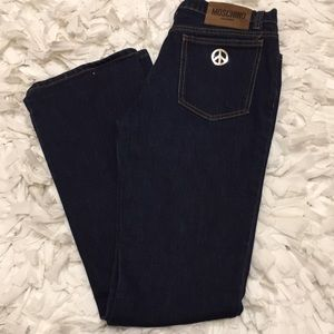 promo code 8825b 89ef5 Moschino Donna Jeans Sz 31